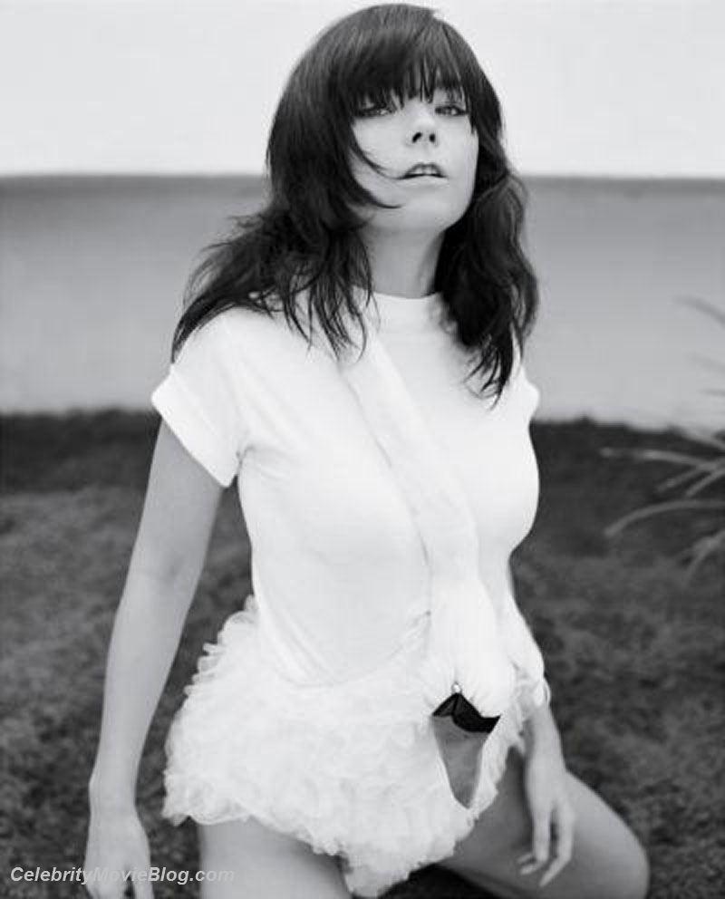 Nude björk From Björk's