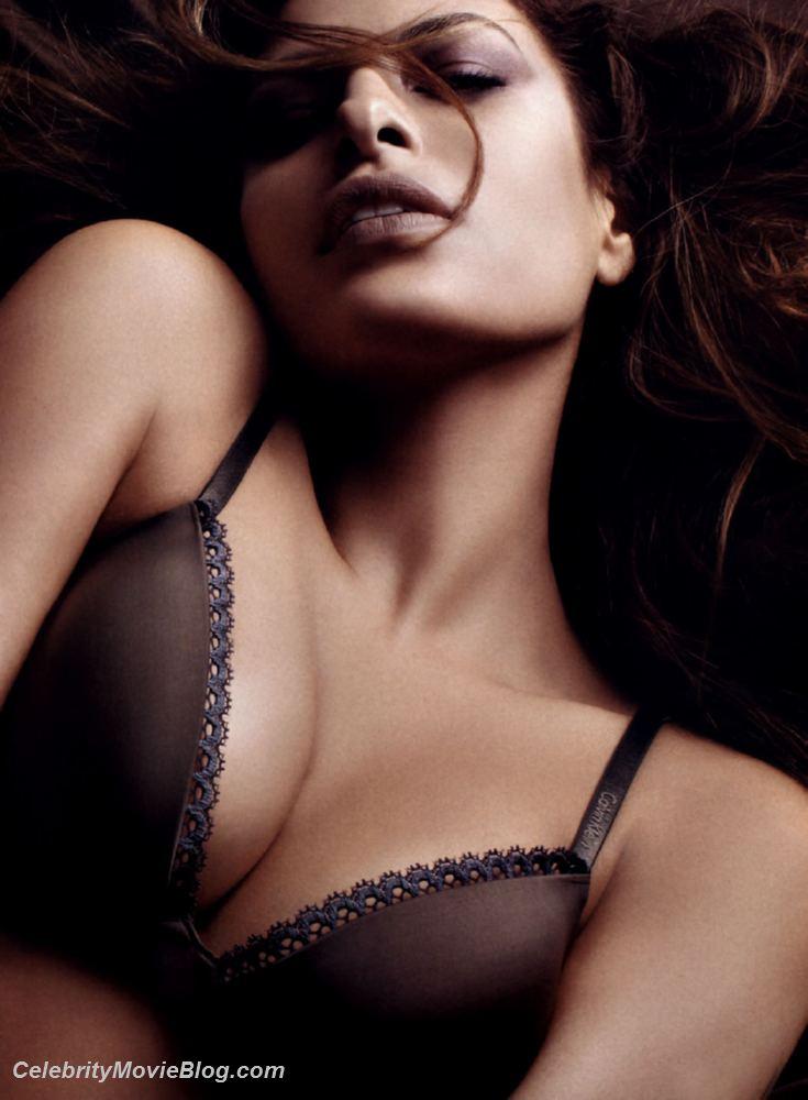 Eva mendes nude boobs love