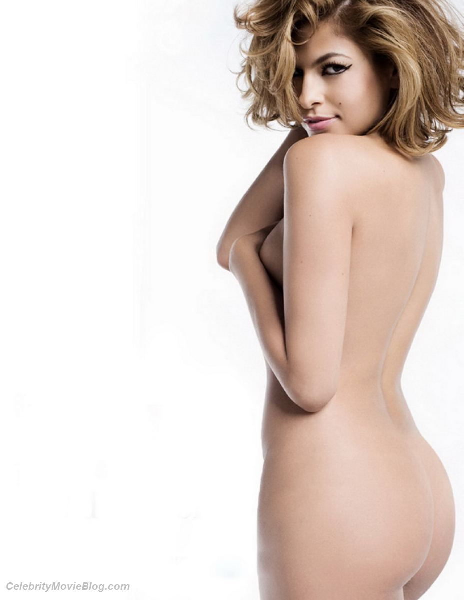 Something is. Eva mendes full naked question