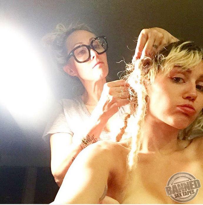 Miley Cyrus Nude PureCelebsnet