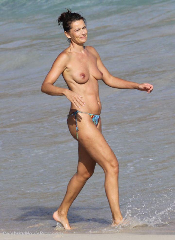Paulina porizkova annabeth gish naked opinion you