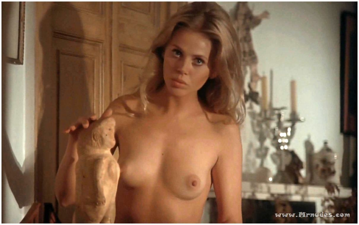 Britt ekland nude wicker man 1973