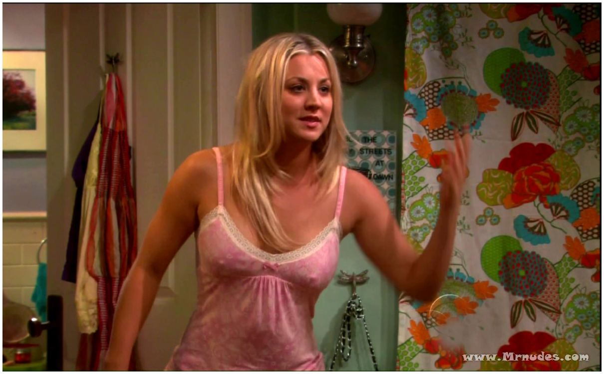 Kaley Cuoco Nude Pictures
