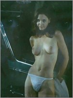 Katie Holmes naked sucking cock the