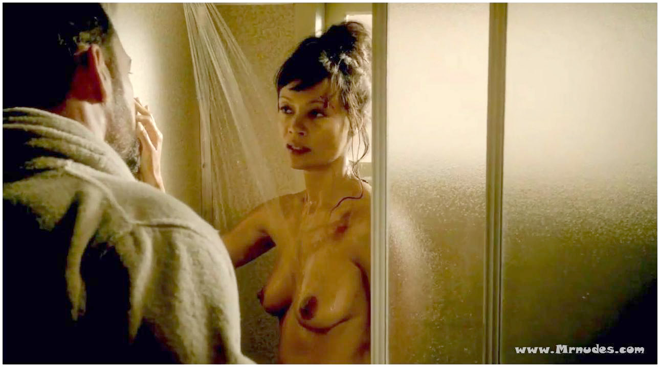 Apologise, Thandie newton nude pictures share your
