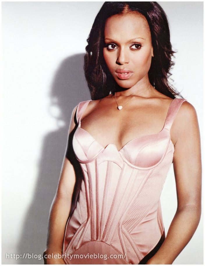 nude pictures kerry washington