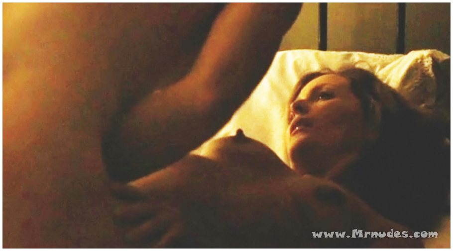 The X-Files Gillian Anderson Video NUDE Photo Collections