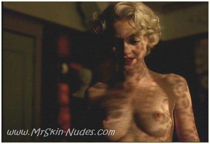 Naked lindy booth