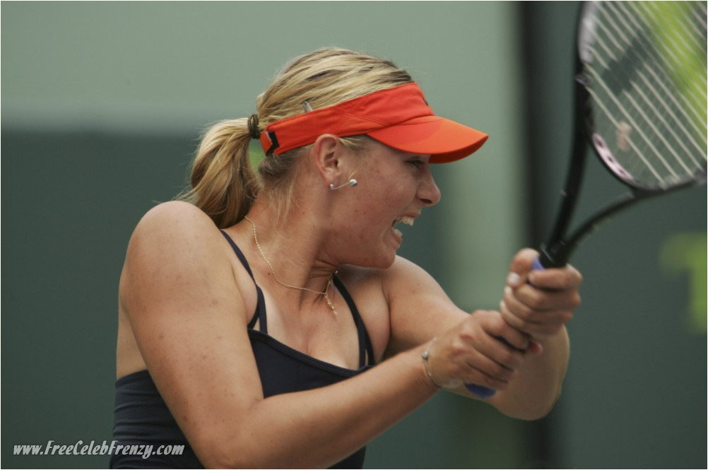 All clear, Tenni upskirt maria sharapova