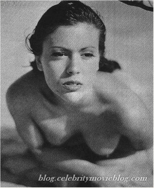 Alyssa Milano - nude celebrity toons @ Sinful Comics Free Membership