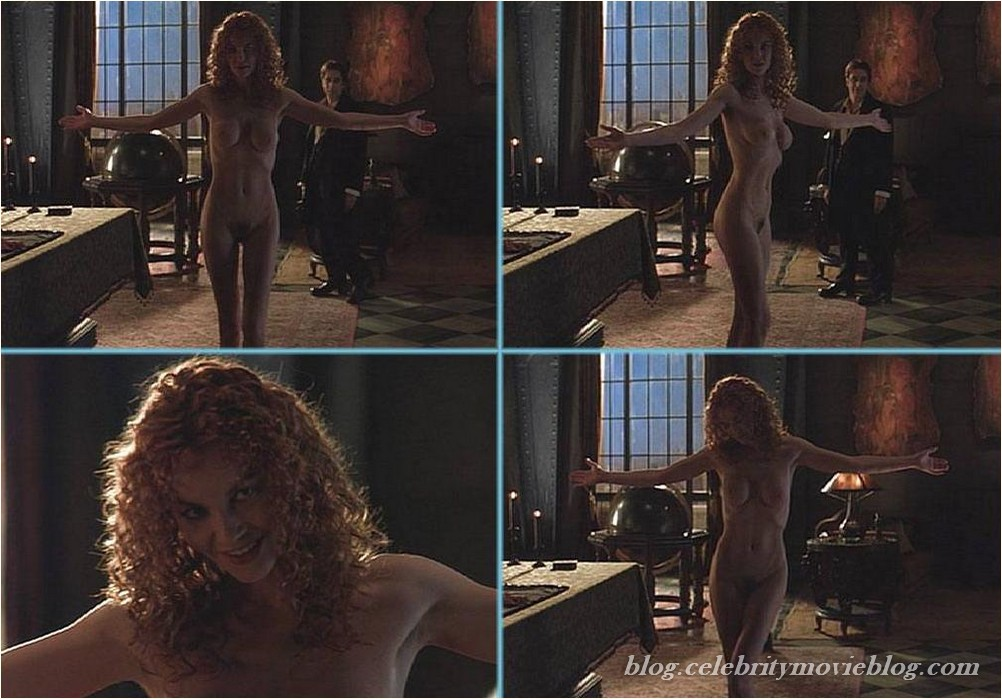 Connie Nielsen - nude celebrity toons @ Sinful Comics Free Membership