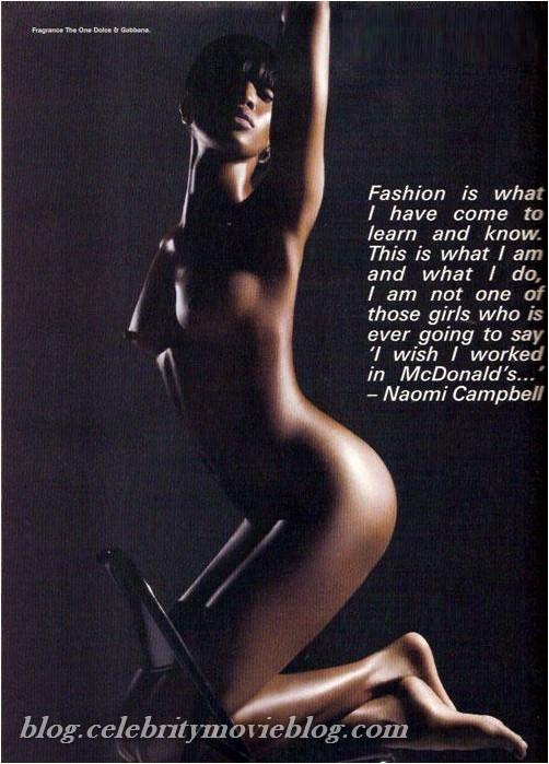 Sex Hardcore Naomi Campbell 3
