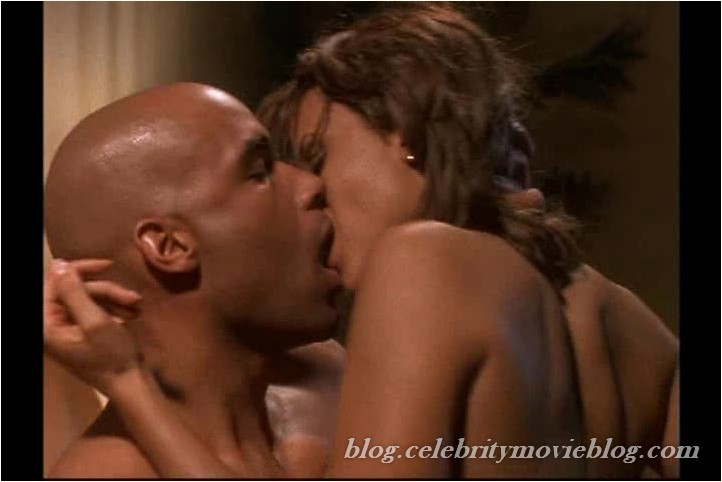 Monster!! Nicole ari parker sex scene how she