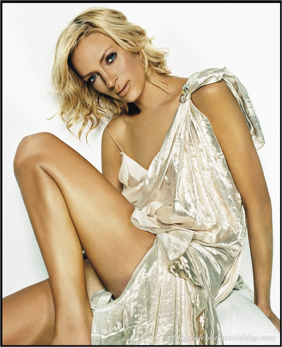 Uma thurman naked Nude Photos 24