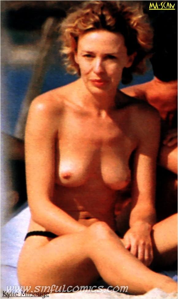 Кайли миноуг фото голая